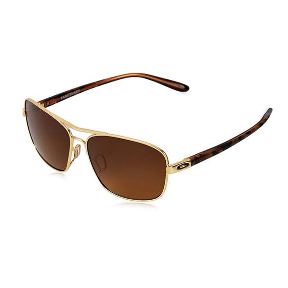 01a651d284 Oakley Sanctuary Sunglasses Gold Frame. M 5b9084fcd6dc52e6f5ff70a2